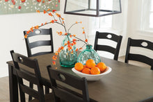 Load image into Gallery viewer, Froshburg - 7 Piece Dining Table Set - D338 - Ashley Furniture