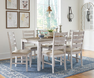Skempton - Casual Dining Table Set - D394 - Signature Design by Ashley Furniture