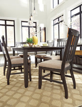 Load image into Gallery viewer, Dresbar - 7 Piece Dining Table Set - D485 - Ashley Furniture