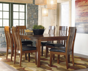 Ralene - 7 Piece Dining Extension Table Set - D594 - Ashley Furniture
