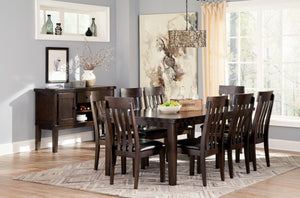 Haddigan - Casual Dining - D596 - Signature Goods By Ashley Furniture