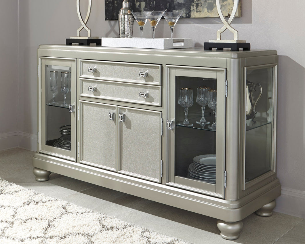 Coralayne - Dining Room Server - D650 - Ashley Furniture