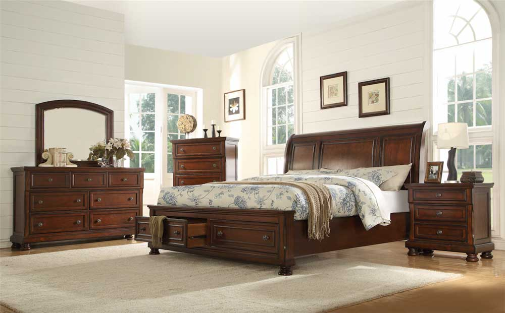 Parker Bedroom Collection