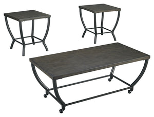 Champori - Coffee Table Set - T048-13 - Ashley Furniture