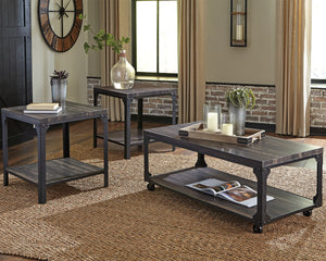 Jandoree - Coffee Table Set - T108-13 - Ashley Furniture