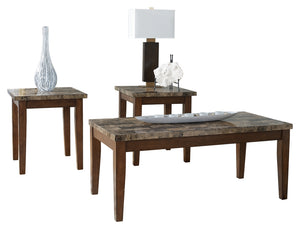 Theo - Coffee Table Set - T158-13 - Ashley Furniture