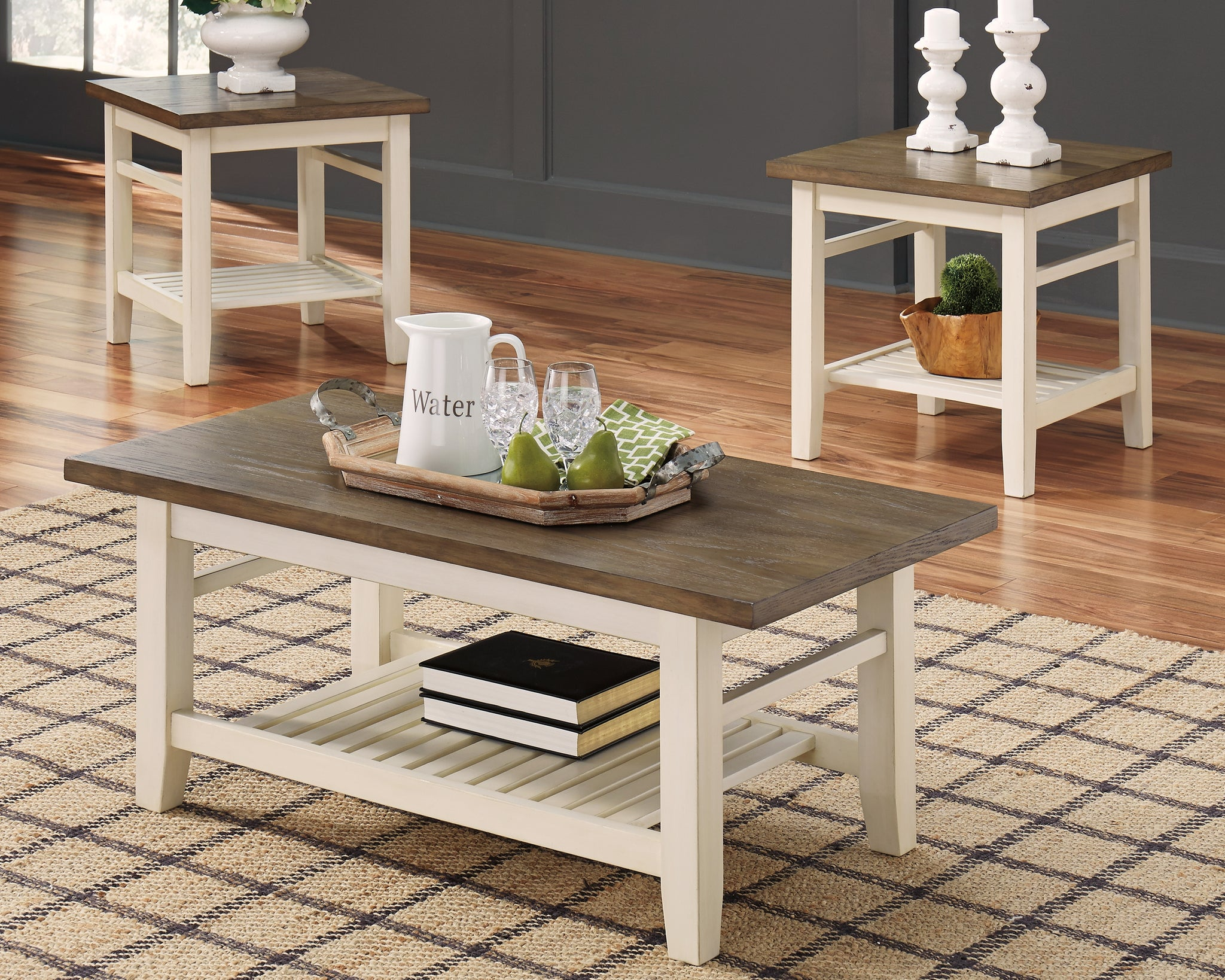 Bardilyn Coffee Table Set T347 13 Ashley Furniture Super Deal Furniture Gallery