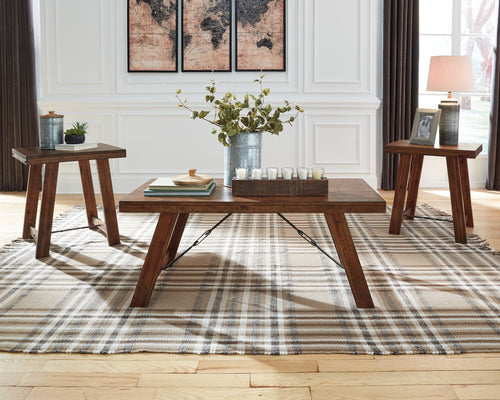 Frezler - Coffee Table Set - T370-13 - Ashley Furniture