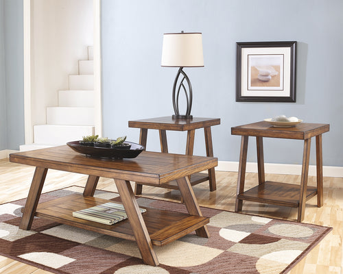 Bradley - Coffee Table Set - T392-13 - Ashley Furniture