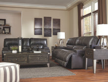 Load image into Gallery viewer, McCaskill - Wide Power Recliner Love Seat - U6090052 - Ashley Furniture