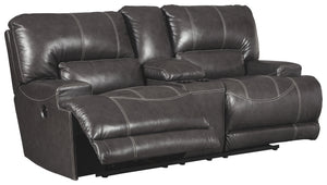 McCaskill - Wide Power Recliner Love Seat - U6090052 - Ashley Furniture