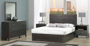 Sydenham - Solid Wood Bed - Made in Canada