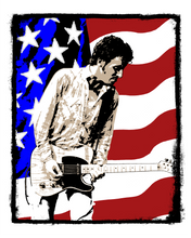 Load image into Gallery viewer, Bruce Springsteen, 1980 - rocksceneart