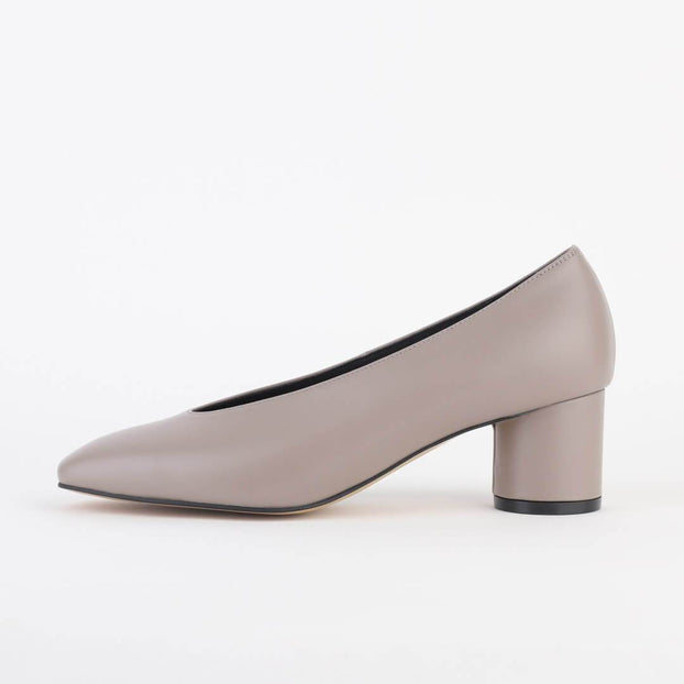 WILLOW - mid heel pump