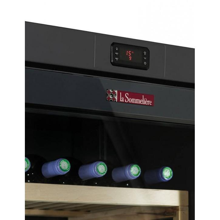 La Sommelière VIP280V Multi-temperature wine cellar 273 bottles - Freestanding Wine Fridge - 750mm Wide - winestorageuk