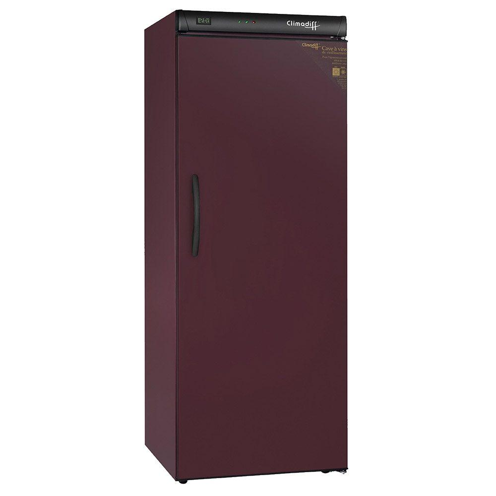 Climadiff - CVP220A+ Wine Ageing Cellar - Single Zone - 216 Bottles - 620mm Wide - winestorageuk