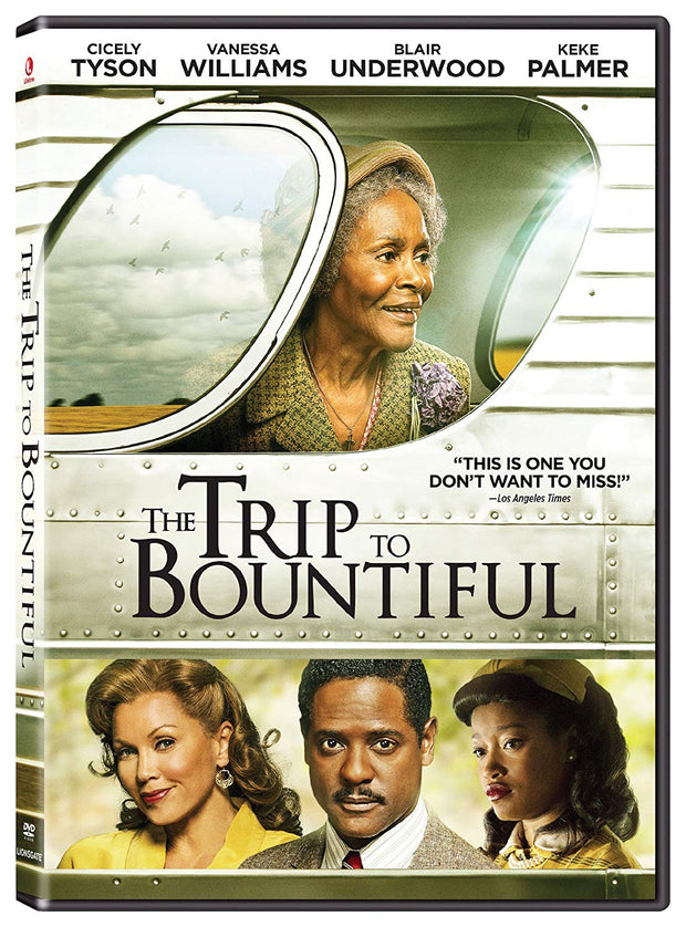 The Trip To Bountiful DVD