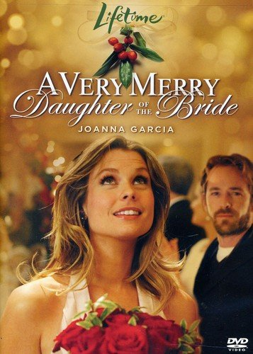 A Very Merry Daughter of the Bride DVD