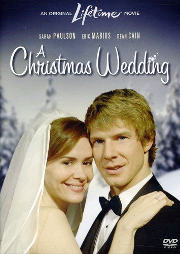 A Christmas Wedding DVD