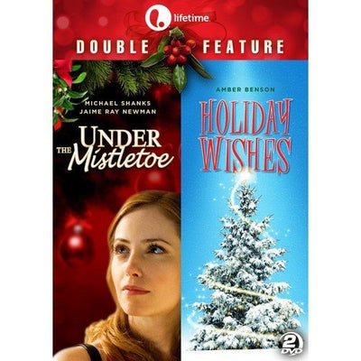 Under the Mistletoe / Holiday Wishes Double Feature DVD