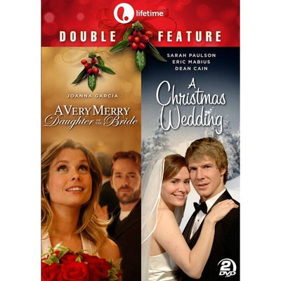 A Very Merry Daughter of the Bride / A Christmas Wedding Double Feature DVD