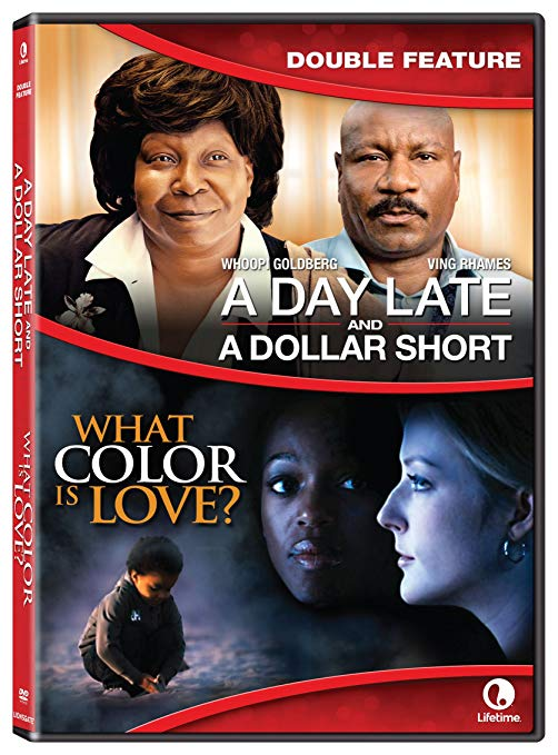 A Day Late & A Dollar Short / What Color is Love Double Feature DVD