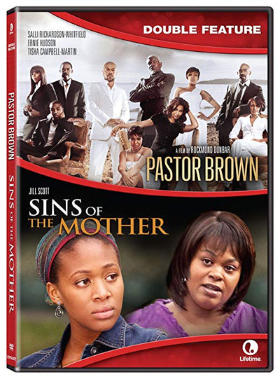 Pastor Brown / Sins of the Mother Double Feature DVD