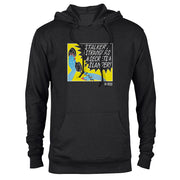 Lifetime Movies Strangers and Secrets Lightweight Hooded Sweatshirt