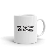Lifetime Movies Strangers and Secrets White Mug