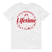It's a Wonderful Lifetime Adult Short Sleeve T-Shirt