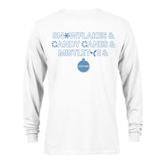 Lifetime Holiday Ampersand Adult Long Sleeve T-Shirt