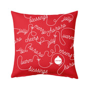 Lifetime Holiday Cheer Pillow