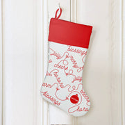 Lifetime Holiday Cheer Stocking