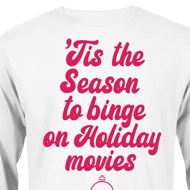 Lifetime Tis The Season Adult Long Sleeve T-Shirt