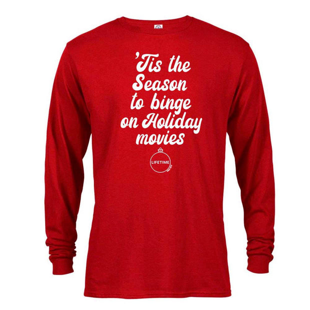 Lifetime 'Tis The Season Adult Long Sleeve T-Shirt