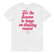 Lifetime Tis The Season Adult Short Sleeve T-Shirt