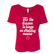 Lifetime 'Tis The Season Women's Relaxed T-Shirt