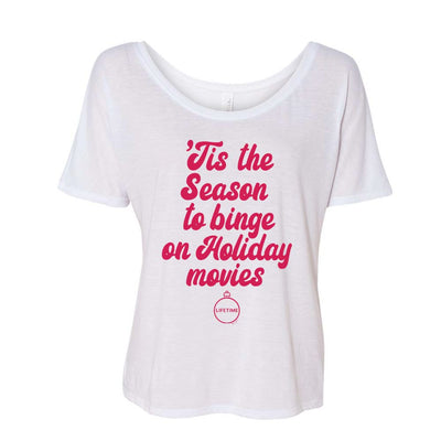 Lifetime Tis The Season Women's Relaxed T-Shirt