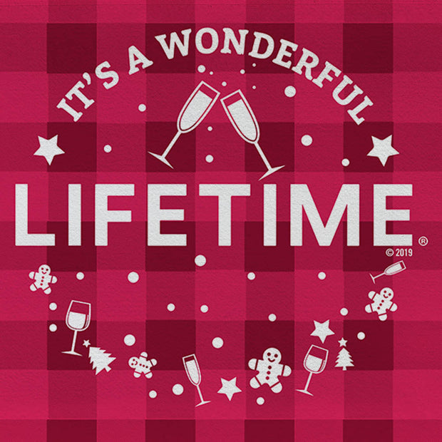 Lifetime It's a Wonderful Lifetime Doormat