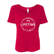 Lifetime It's a Wonderful Lifetime Women's Relaxed T-Shirt