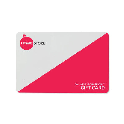 Lifetime E-Gift Card