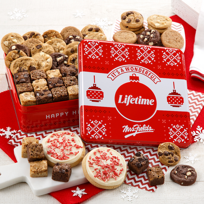 The Lifetime Holiday Tin