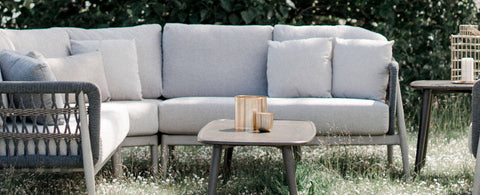 The Coconut Grove Sectional By Ratana
