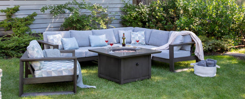 The Element 5.0 Sectional by Ratana Wicker Land Patio