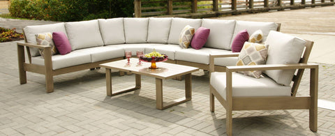 The Park Lane Sectional by Ratana