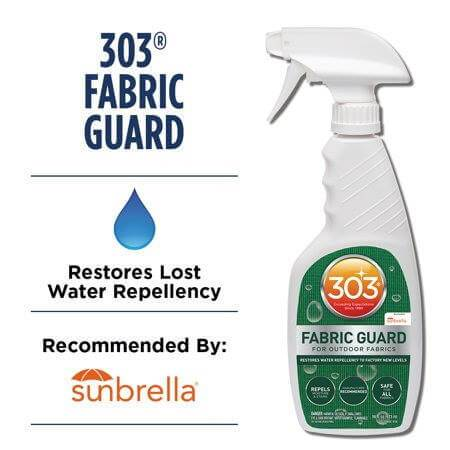 303 Cleaning/Care Products Furniture/BBQ Cleaning/Maintenance Patio Furniture Fabric Guard 16oz