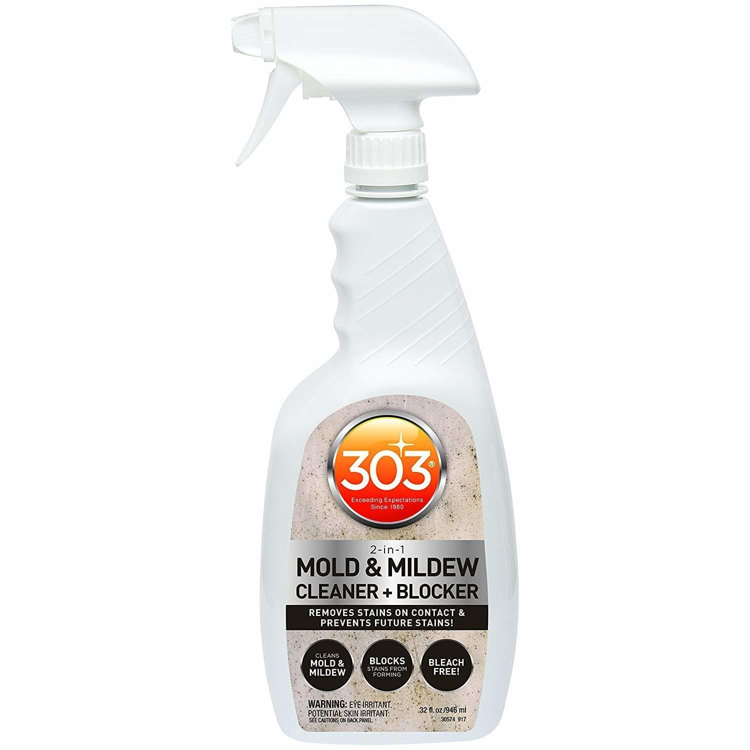 303 Cleaning/Care Products Furniture Care Mold & Mildew Cleaner 32oz