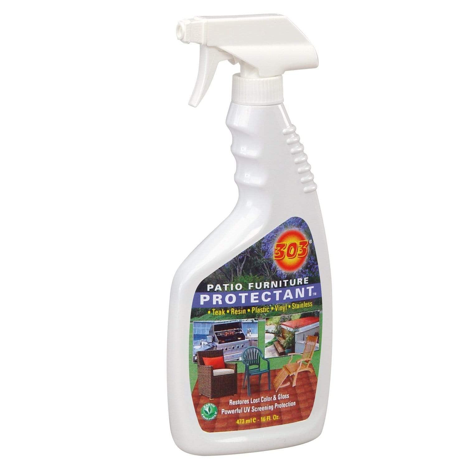 303 Cleaning/Care Products Furniture Care Patio Furniture Protectant 16oz