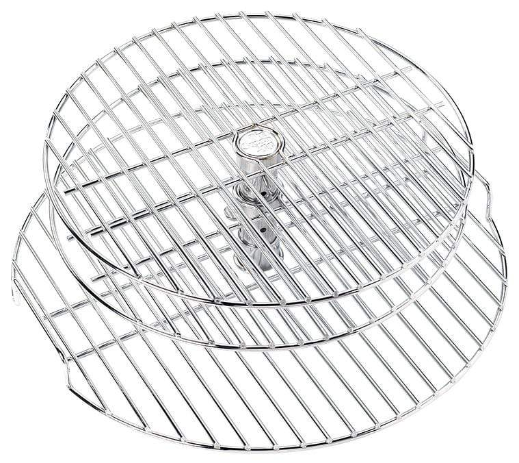 Big Green Egg Barbeque 3-Level Cooking Grid (L)