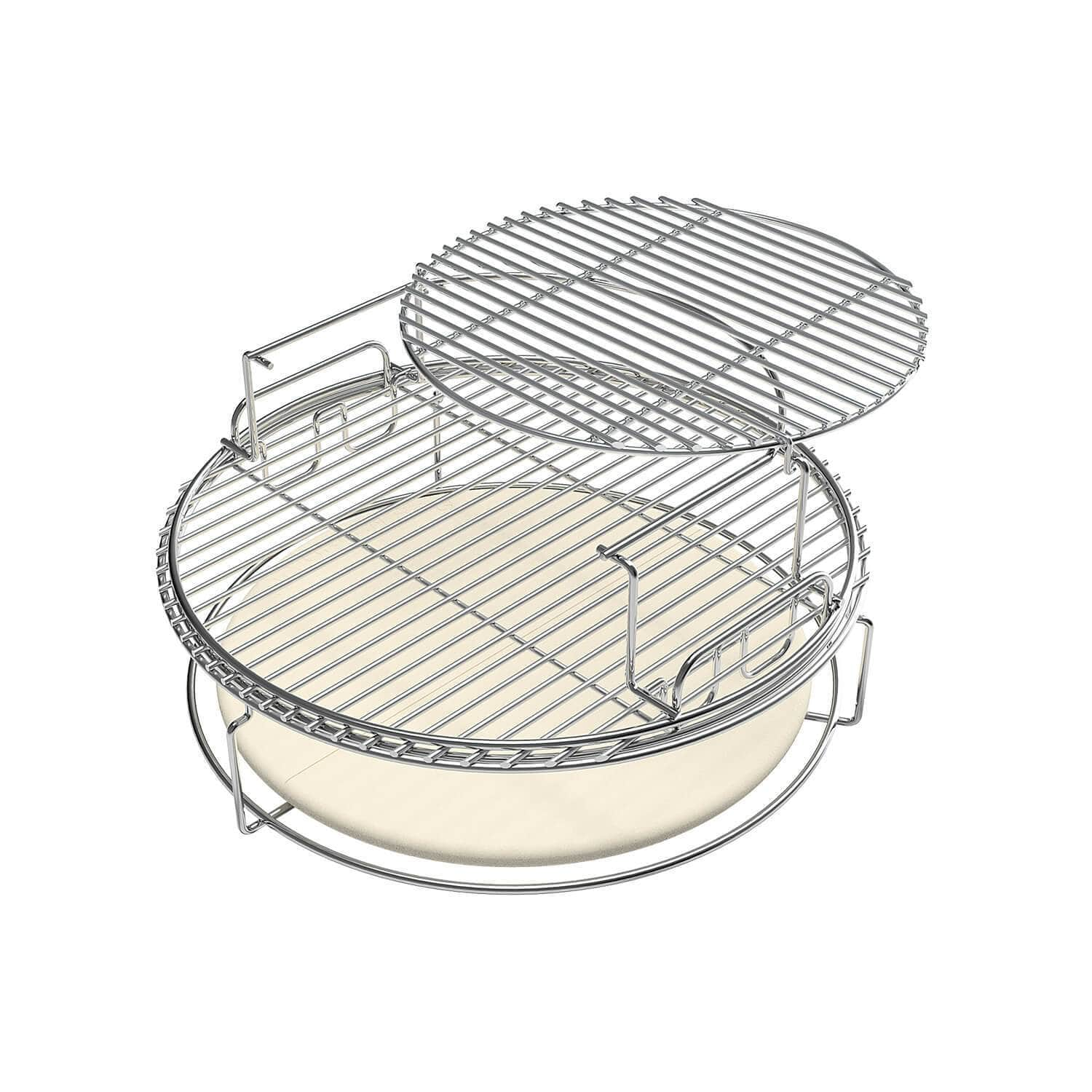 Big Green Egg Barbeque 5 Piece Eggspander Kit